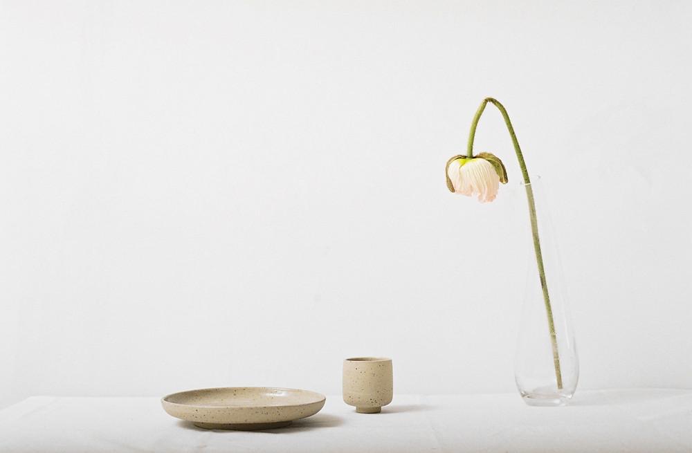 J.C. Herman ceramics by Studio Joko. Contemporary pottery and tableware.