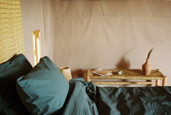 A crisp dawn in mystical marrakech for C