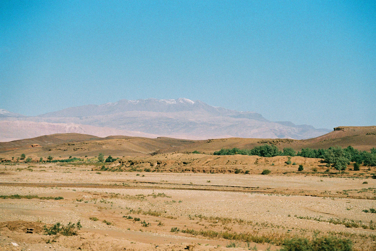Landscapephotography atlas mountains morocco by debbie trouerbach