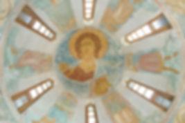Вседержитель Дионисия, музей фресок Дионисия, ЮНЕСКО
