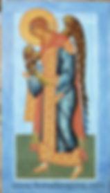 Ферапонтово, Ферапонтовская Икона, Ангел Хранитель икона фото, Собор Рождества Пресвятой Богородицы, Ферапонтов монстырь, Ферапонтов Свято-Троицкий Богородице-Рождественский монастырь,  Фрески Дионисия, Деревня Ферапонтово, Церковь Нила Сорского, Ципинский погост, Иконы на заказ, Фераонтово Вологодская область, Ферапонтово офциальный сайт