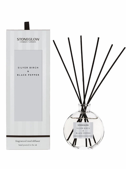 Silver birch & black pepper diffuser