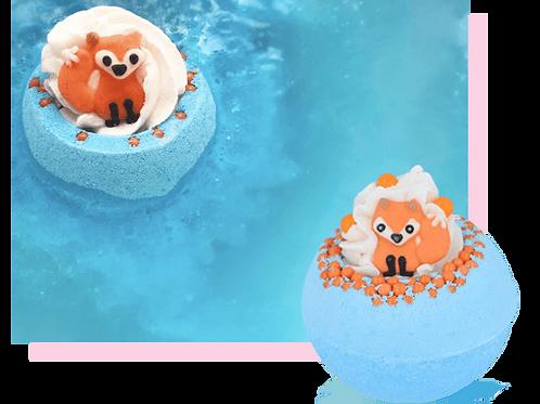 Foxy Loxy bath bomb