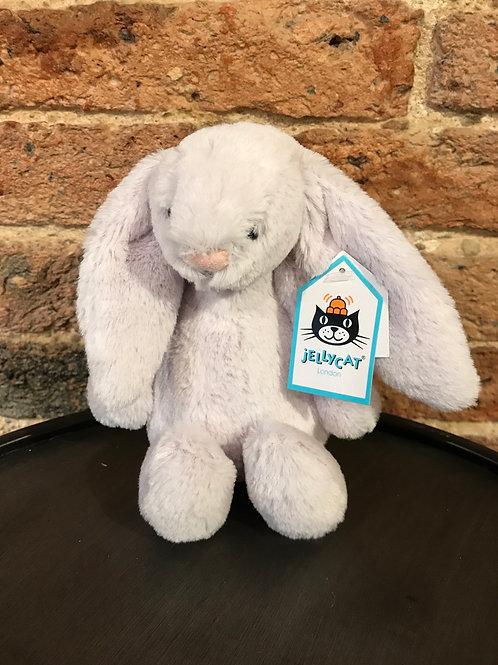 Jellycat Small Bashful Lavendar Bunny