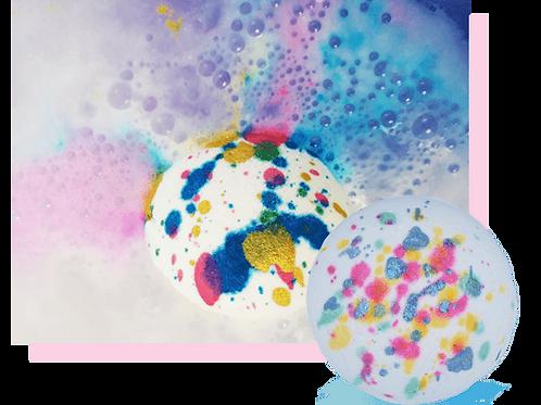 Five Colours bath bomb
