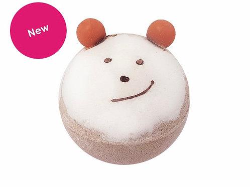 I Want to Be Your Teddy Bear bath bomb