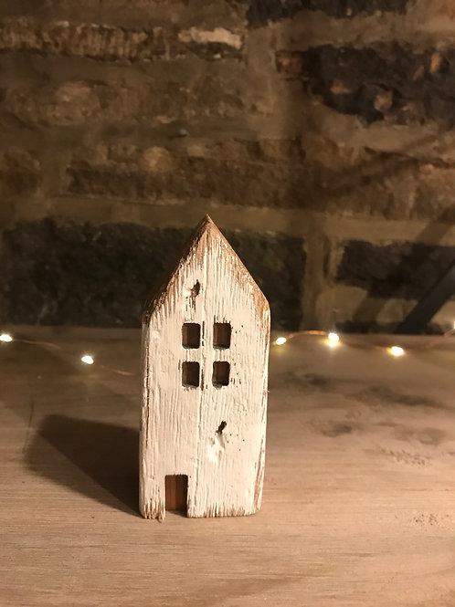 Shoeless Joe Small Wooden House