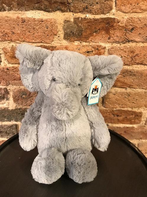 Jellycat medium Bashful Elephant