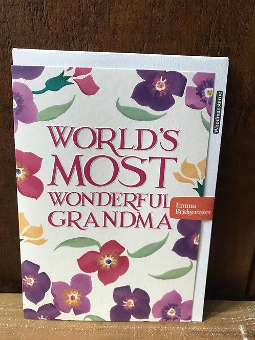 Grandma Birthday