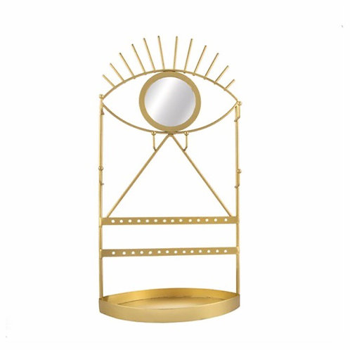 Sass & Belle eye see you jewellery holder with mirror