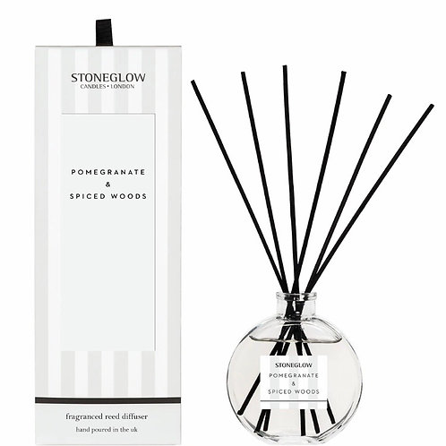 Pomegranate & spiced woods diffuser
