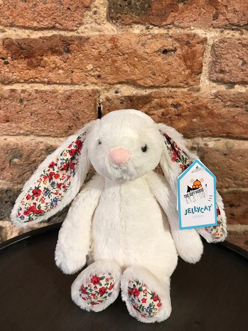 Jellycat Small Cream Blossom Bunny