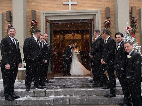 Don't Let Bad Weather Ruin Your Wedding Day