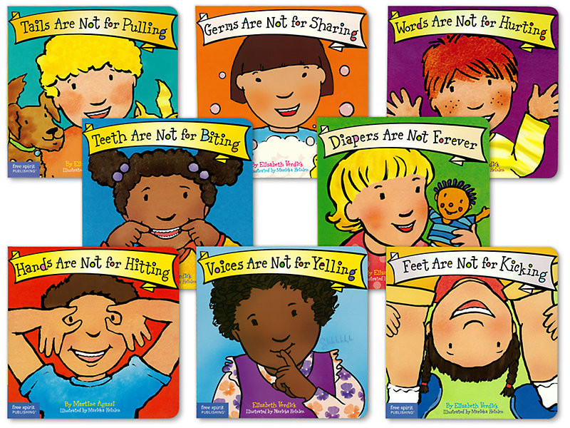 Best Behavior Books to Help Teach Social  Skills to Young Children