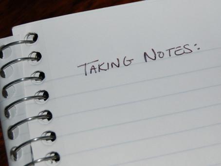 Noteworthy Stuff