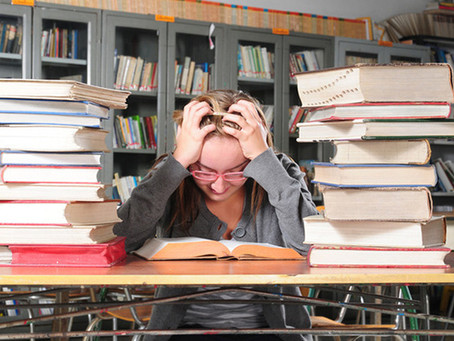 Why you should stop cramming for exams
