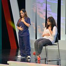 yoga speaker influncer motivator fatima al mansoori yoga ambassador mindfulness conference bahrain influncer