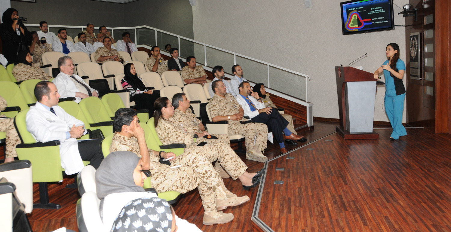 BDF Hospital Lecture