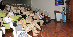BDF Hospital Lecture