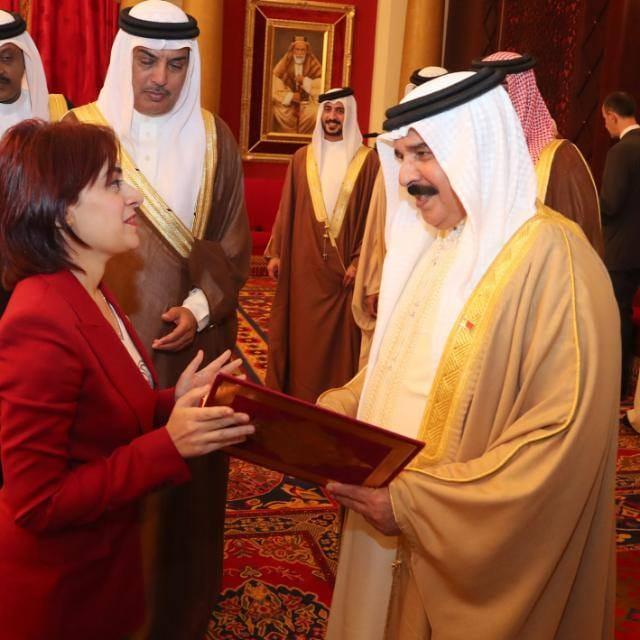 King Hamad bin Isa Al Khalifa