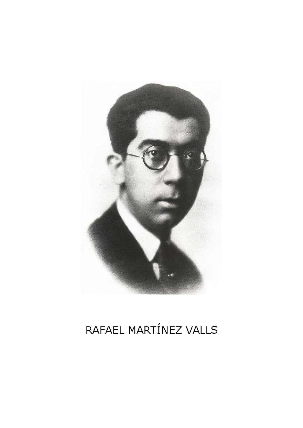 Rafael Martinez Valls (1868 - 1946)