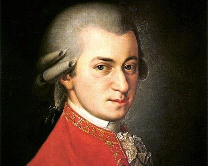 Wolfgang A. Mozart (1756 - 1791)