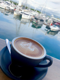 Coffeewith a view