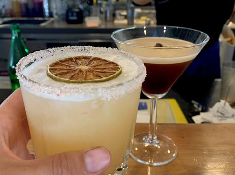 Margarita or Espresso Martini?