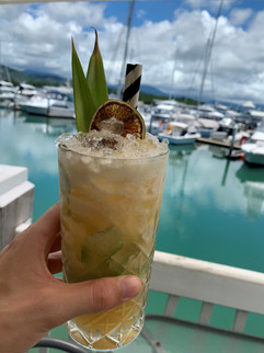 Pineapple Mojiti