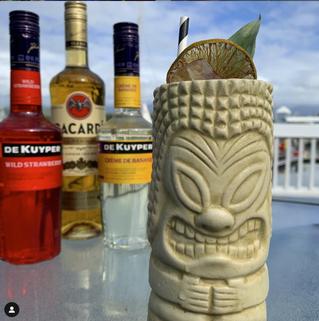 Tiki Ccktail
