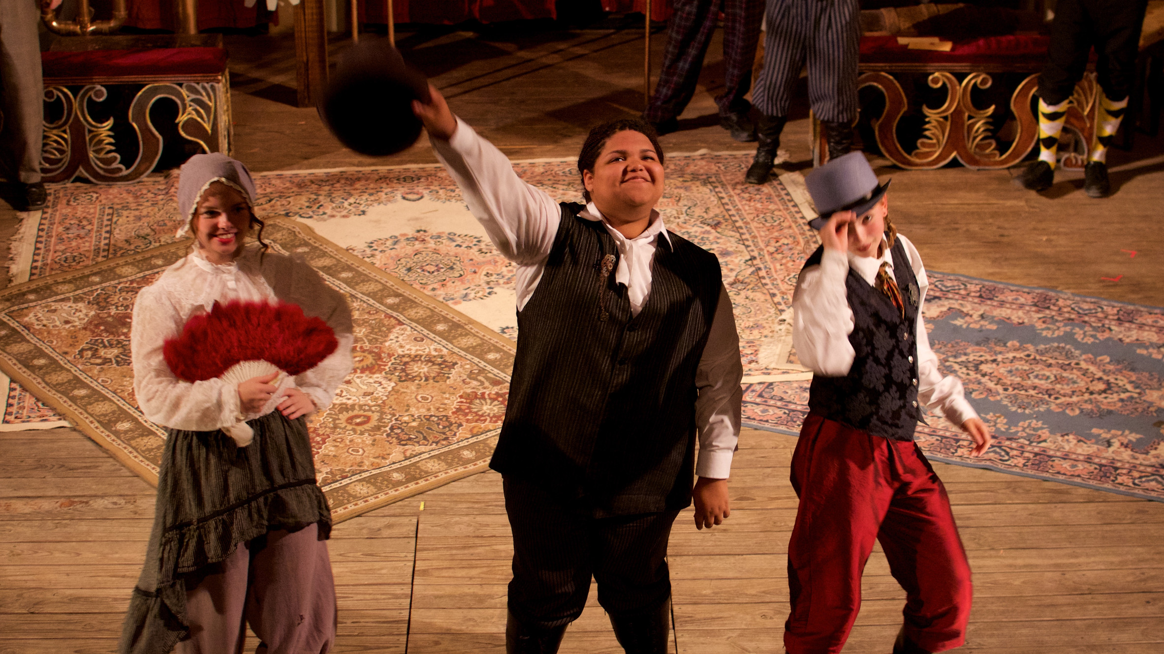Young Shakespeare Teens: Roles OPEN!