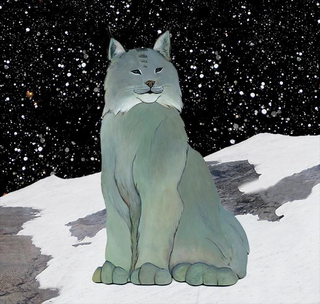 Lynus the Lynx