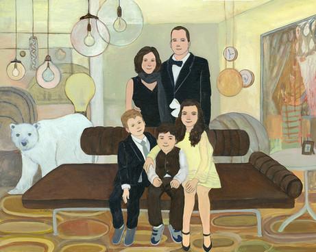 The Borman Family