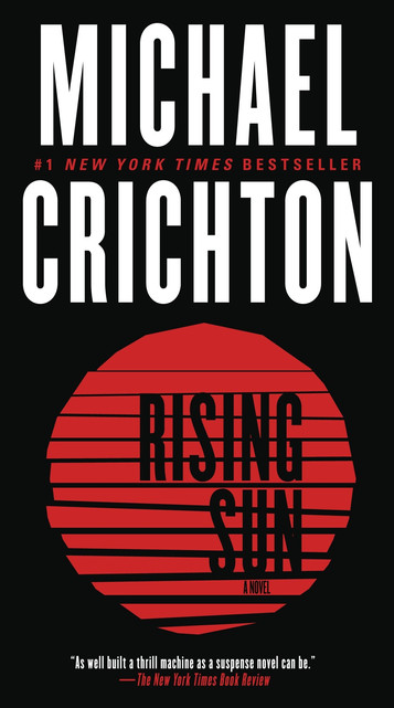 Rising Sun, by Michael Crichton—A Clash of Cultures
