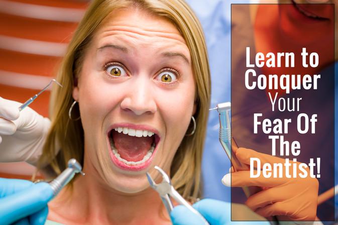 10 Year phobia of dental treatment - gone.