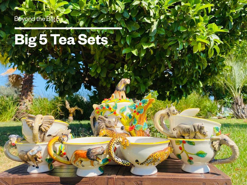 Big 5 Tea Set