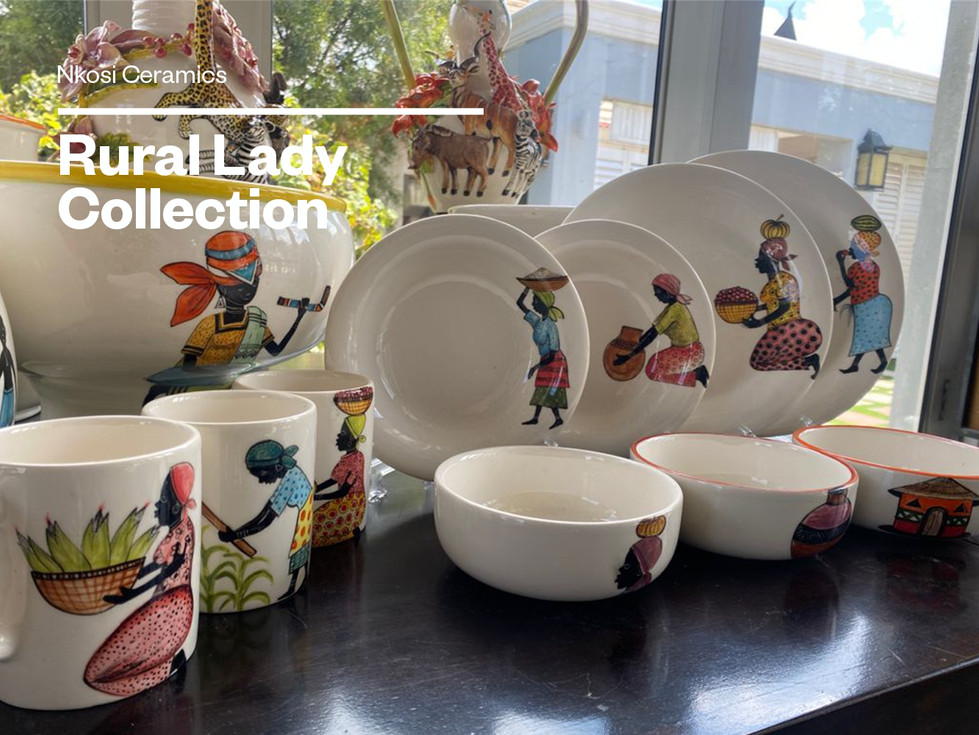 The Rural Lady Collection