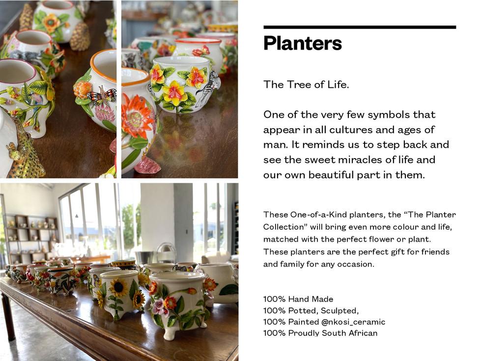 Planter Collection