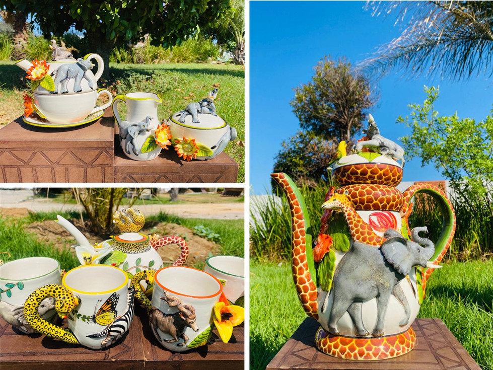 Tea Set Gallery