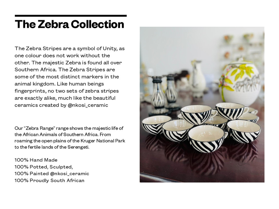 Zebra Collection