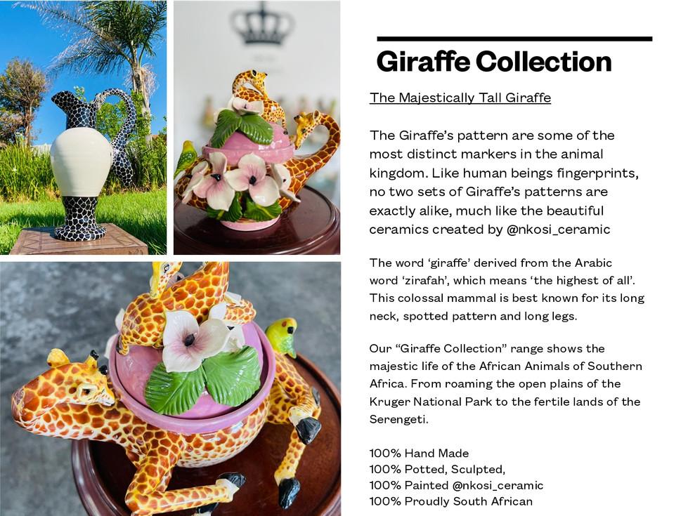 Giraffe Collection