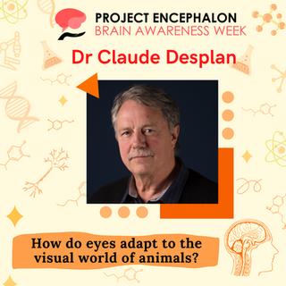Claude Desplan