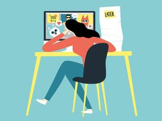 The Battle of Procrastination