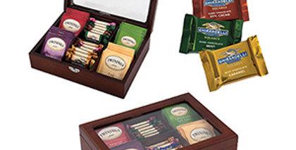 Tea & Chocolate Deluxe Tea Set