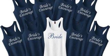 Bridal Party Tank Tops