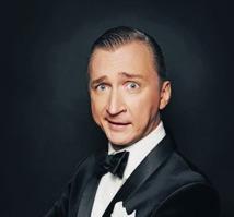 Salonlöwengebrüll - Sebastian Coors, der Star der Musik-Comedy im Stile der 20er-30er Jahre mit mode