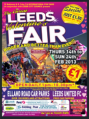Leeds Valentines Fair