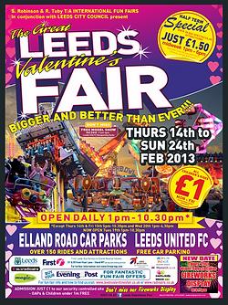 Leeds Poster