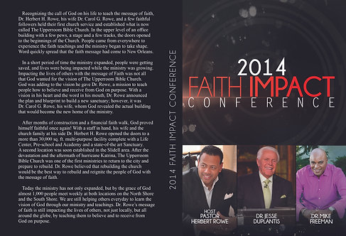 Faith Impact Conference 2014 DVD