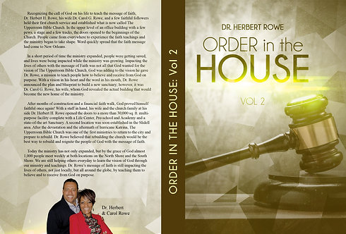 Order in the House Pt. 2